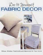 Creative Publishing Do It Yourself Fabric Decor Book