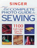 Creative Publishing Singer: The Complete Photo Guide to Sewing Book