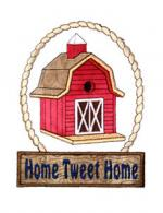 Dalco Birdhouses Applique Designs