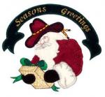 Dalco Christmas II Applique Designs