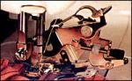 Janome, 943100000, 943-100-000, Universal, Ultimate, Ruffler, Ruffling, Gathering Foot , Attachment, Low Shank, Snap on Top Loading, Horizontal Bobbin, Sewing Machines
