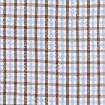 Fabric Finders 15 Yd Bolt 9.34 A Yd T20 Multi-Color Gingham Plaid 100% Pima Cotton 60 inch