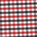 Fabric Finders 15 Yd Bolt 9.34 A Yd T14 Multi-Color Gingham Plaid 100% Pima Cotton Fabric 60 inch