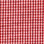 Fabric Finders 15 Yd Bolt 9.34 Yd Berry 1/16 inch Gingham Check 100 percent Pima Cotton 60 inch