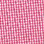 Fabric Finders 15 Yd Bolt 9.34 Yd Raspberry 1/16 inch Gingham Check 100% Pima Cotton 60 inch