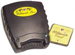 Vikant Ultimate Reader Writer Box 1-Slot +Embroidery Blank Card in PES
