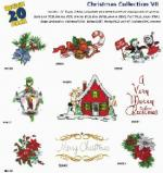 Amazing Designs / Great Notions1219 Christmas Collection VII Multi-Formatted CD