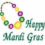 Joan Inman Mardi Gras Embroidery Designs Multi-Formatted CD