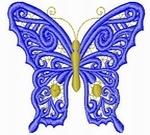 Belindas Studio Butterflies And Masks Embroidery Designs Multi-Formatted CD