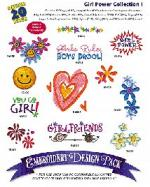 Amazing Designs / Great Notions 1181 Girl Power I Multi-Formatted CD