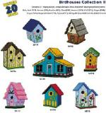 Amazing Designs Great Notions 1186 Birdhouses II Multi-Formatted CD