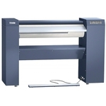 "Miele PM1210 Commercial 39"" Wide Continuous Feed Rotary Ironing Press, 220V, Linens Napkins Tablecloths 50Lb/Hr, H2O Extract Fan, Replaces HM21-100nohtin Sale $5759.00 SKU: PM1210 :"
