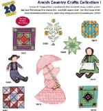 Amazing Designs / Great Notions 1190 Amish Country Crafts I Multi-Formatted CD