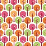 """Riley Blake Designs C7052 White Trees by My Mind's Eye15Yd Bolt 7.34 A Yd 100%Cotton45""""Fabric"""