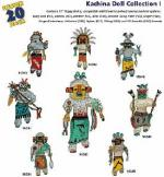 Amazing Designs / Great Notions 1207 Kachina Doll I Multi-Formatted CD