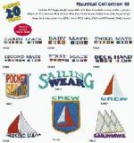 Amazing Designs / Great Notions1210 Nautical Collection III Multi-Formatted CD