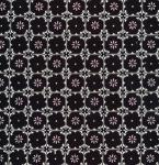 "Free Spirit  DF73Black 15 Yard Bolt @ 7.99 a Yard  McKenzie 100% Cotton 45"" Wide"