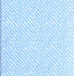 "Free Spirit HM 36 Blue 15 Yard Bolt @ 7.34 A Yard Easter Collection 100% Cotton 45"" Wide"