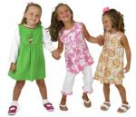 Childrens Corner CC277 Isabella Sundress, Jumper, or Tunic Pattern