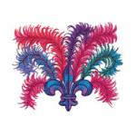 Amazing Designs  ADC 72 Mardi Gras Embroidery Designs