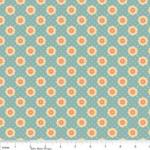 "Riley Blake Designs 15Yd Bolt 6.67A Yd C4504 Blue Daydream Trellis  100% Cotton  45""Fabric"
