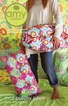 Amy Butler Designs 93 4582 The Oval Patchy Pillow Sewing Pattern
