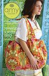 Amy Butler Designss 93-4583 The Reversible Sunday Sling Bag Sewing Pattern