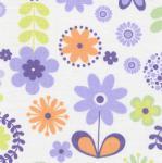 """Fabric Finders 15 Yd Bolt 9.34 A Yd FF1036 Floral  100% Pima Cotton 60"""" Fabric"""