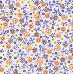 "Fabric Finders 15 Yd Bolt 9.34 A Yd FF1035 Floral  100% Pima Cotton 60"" Fabric"