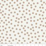 "Riley Blake Designs 15Yd Bolt 7.34 A Yd  C2525 Brown Sew Daisy 100% Cotton  45""Fabric"