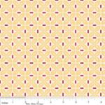 "Riley Blake Designs 15Yd Bolt 7.34 A Yd C2527 Yellow Sew Leaves 100% Cotton  45""Fabric"