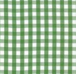 Fabric Finders 15 Yd Bolt 9.34 A Yd Kelly 1/4 in.  Gingham Check 100% Pima Cotton Fabric