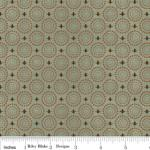 "Riley Blake Designs C2716 Green Grandma's House Gate 15Yd Bolt 7.34 A Yd 100% Cotton  45""Fabric"