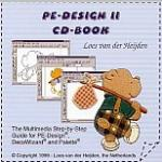Loes van der Heijden Brother PE-Design/Palette 2.0 Instructional CD Book