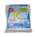 Hoover 4010100K Paper Bag, Type K Spirit Microfilter 3Pk