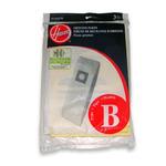 Hoover H-4010103B Paper Bag, Type B Clean & Light Upright U4707 3Pk