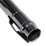 "Hoover H-43453018 Wand, Straight 20"" W/Lock Pin Chrome"