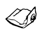 Shop Vac Sv-90146 Paper Bag, Brute/Hippo   W/Filter Disc 5Pk