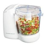 Hamilton Beach 72600 Freshchop Food Chopper - White