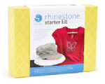 Silhouette Cameo KitRhine Rhinestone Starter Kit +Instruction DVD & Book