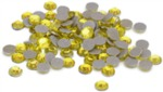 Silhouette Cameo YEL10 Citrine Rhinestones 10ss 3mm About 750 Pieces