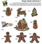 Amazing Designs / Great Notions 1230 Ginger Bread Multi-Formatted CD