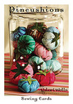 Valori Wells Designs Pincushions Sewing Card