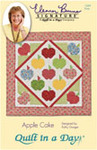 Quilt in a Day by Eleanor Burns Apple Cake Sewing Pattern