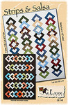 G.E. Designs Strips & Salsa Quilting Patternnohtin