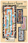 G.E. Designs Modern Charm Runner - Quilt As You Go Quilting Pattern