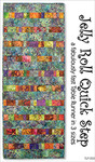 Tiger Lily Press Jelly Roll Quick Step Sewing Pattern