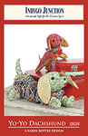 Indygo Junction Yo-Yo Dachshund Sewing Pattern