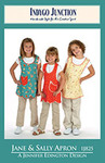 Indygo Junction Jane & Sally Apron Sewing Pattern