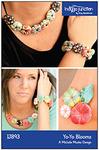 Indygo Junction Yo-Yo Blooms Sewing Pattern